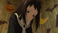Soul Eater NOT Episode 10 HD - Tsugumi regrets her outburst at Meme