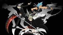Death The Kid, Black Star& Maka Alburn
