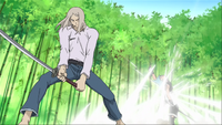Episode 28 - Mifune defeats Black Star.