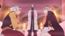 Soul Eater Episode 13 HD - Stein begins Maka and Soul Evans's lesson