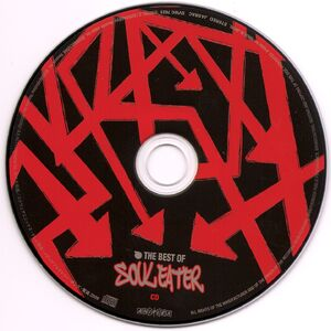 The Best of Soul Eater - CD Disc