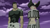 Soul Eater Episode 24 HD - Free learns who Mizune is