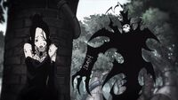 Arachne and Shinigami