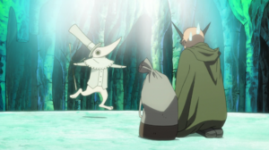 Soul Eater Episode 17 HD - Excalibur sings and dances