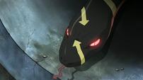 Soul Eater Episode 24 HD - Snake carrying Medusa's soul