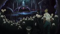 Episode 26 - Arachne greeted after her ressurection