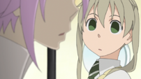 Soul Eater Episode 31 HD - Maka notices Crona 1