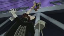 Soul Eater Episode 13 HD - Free slices into Maka's chest