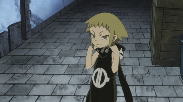 File:Soul Eater Episode 31 HD - Crona reunites with Medusa 7.png