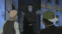 Soul Eater Episode 24 HD - Sid orders evacuation
