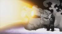 Death Cannon anime