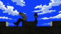 Soul Eater Episode 51 HD - Credits Giriko and Mosquito 2
