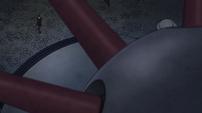 Soul Eater Episode 24 HD - DWMA front entrance night