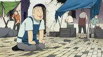 Soul Eater Episode 24 HD - Fish Dealer still lustful
