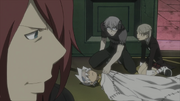 Episode 8 - Spirit watches as Maka is more concerned about Soul's wellbeing