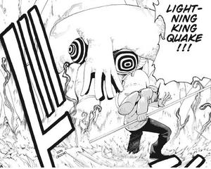 Chapter 46 - Ox and Harvar perform Lightning King Quake