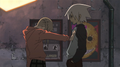 Soul Eater Episode 12 HD - Maka faces Soul's scar