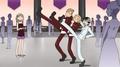 Soul Eater Episode 18 - Kid dances