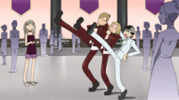 Soul Eater Episode 18 - Kid dances
