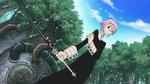 Soul Eater Episode 26 HD - Crona wields Ragnarok