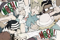 Soul Eater Chapter 77 - Cover
