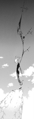 Soul Eater Chapter 99 - Crona lands on the Moon