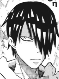 Asura (Unmasked) Manga Profile