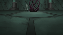 Soul Eater Episode 24 HD - Medusa's body and soul evaporate