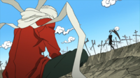 Soul Eater Episode 48 HD - Lord Death captures Asura (5)