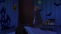 Soul Eater NOT Episode 10 HD - Meme sleepwalks out of the dorm