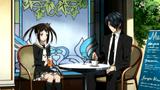 Soul Eater NOT Episode 4 - Death City cafe 2