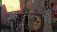 Episode 12 - Maka finds her motivation.