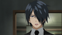 Soul Eater NOT Episode 10 HD - Akane demands Anya leave Death City