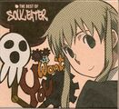 The Best of Soul Eater - Front