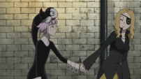 Soul Eater Episode 31 HD - Marie finds Crona 3