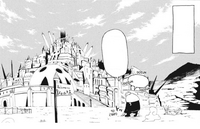 Chapter 23 - Justin arrives at Death City
