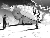 Soul Eater Chapter 90 - Demon Airship