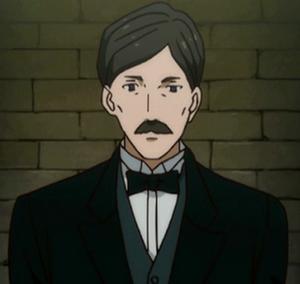 Alfred (Anime) (Profile)