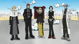 Some of the Death Scythes and Stein