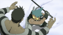 Soul Eater Episode 13 HD - Black Star prepares to slice Free