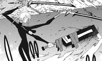 Chapter 105- Crona's appearance with Madness Fusion with Black Clown later