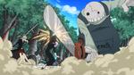 Soul Eater Episode 26 HD - Ragnarok blocks Giriko