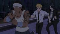 Soul Eater NOT Episode 10 HD - Sid pursues Meme