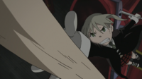 Soul Eater Episode 24 HD - Maka reaches for Asura