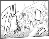 Soul Eater Chapter 46 - Kilik punches the Monster