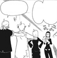 Chapter 23 - Azusa makes her colleagues line up