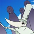 Soul Eater Episode 32 - DWMA Students Excalibur Face