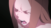 Soul Eater Episode 3 HD - Liz tells Kid to fight