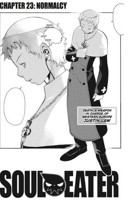 Soul Eater Chapter 23 Normalcy