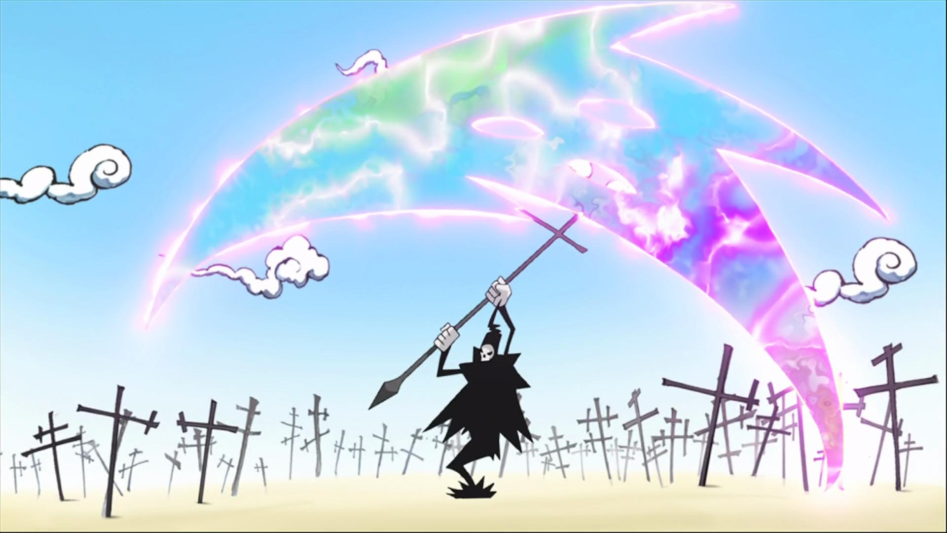 Kishin Hunt Anime Soul Eater Wiki Fandom Powered By